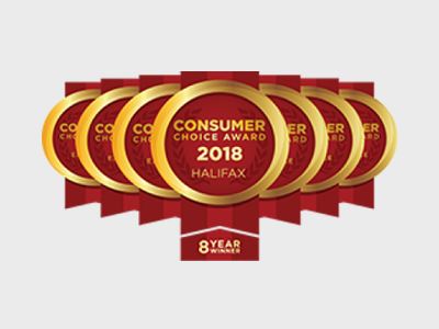2018 Consumer Choice Award Winner
